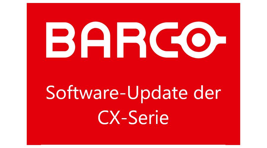 Barco Software Update