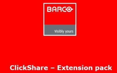 Barco ClickShare Extension Pack