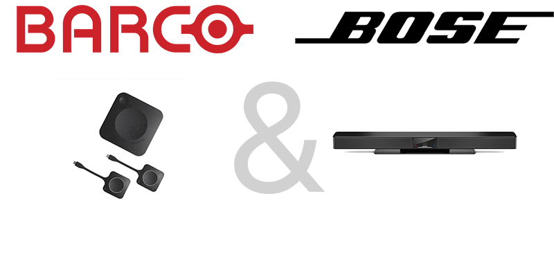 Bose & Barco Bundle