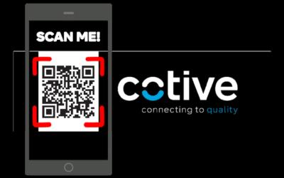 Cotive Support Sticker