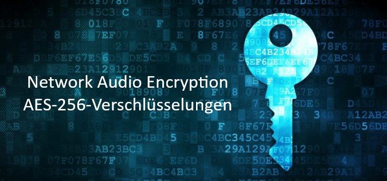 Shure Network Audio Encryption